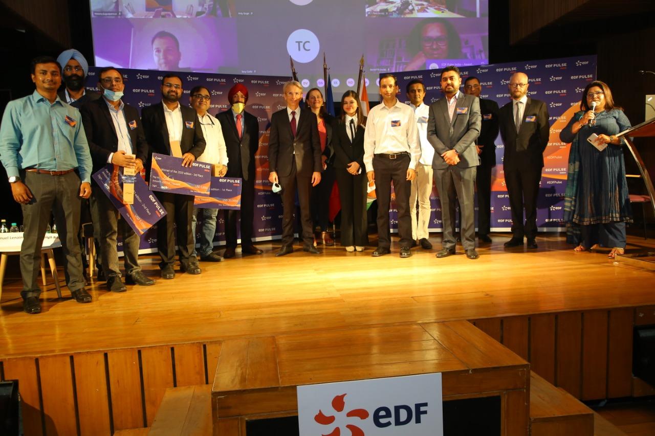 EDF Pulse India