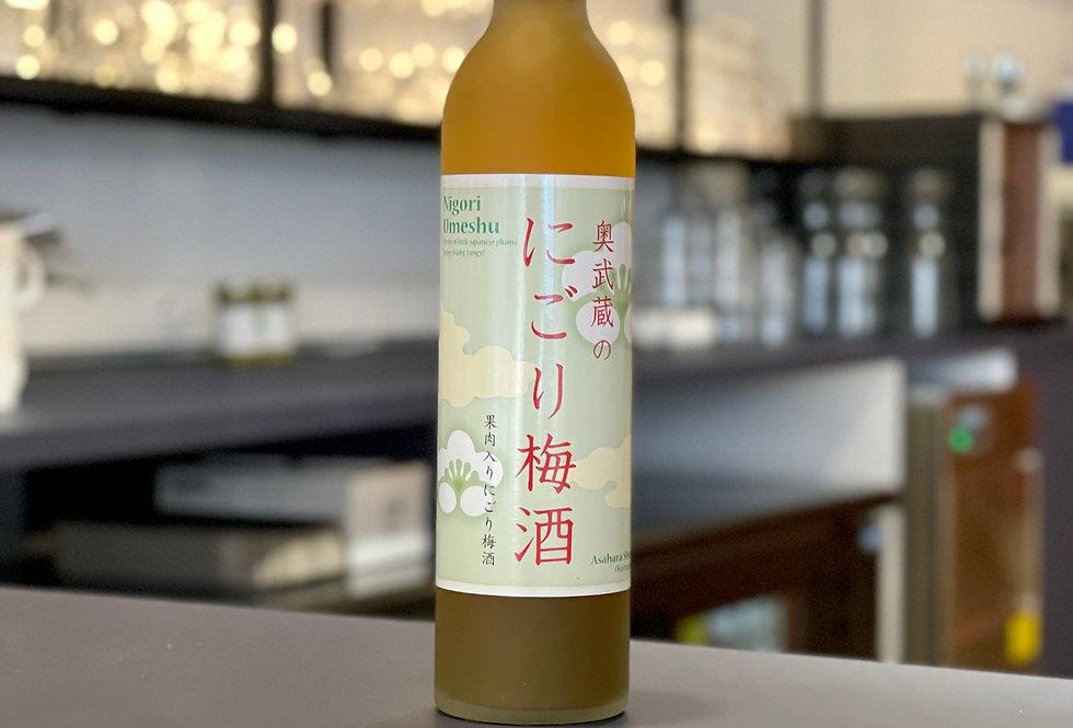 Nigori Umeshu 50cl - 12,5%
