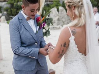 Nikki And Mikayla's Destination Wedding | Hotel Xcaret | Riviera Maya, Mexico