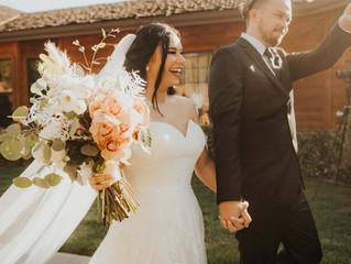 Brittany & Alex's Summer Wedding | San Diego, California