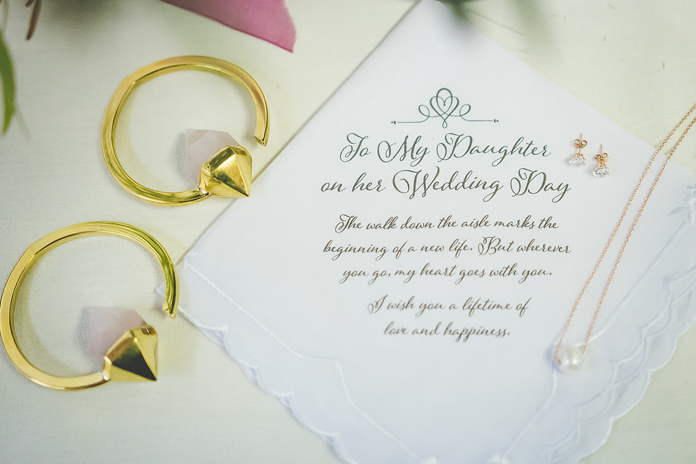 Sentimental Wedding Details