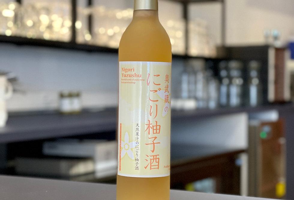Nigori Yuzushu 70cl - 12,5%