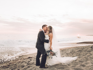 The Wedding of Jessica & Jordan | The Casino San Clemente, CA