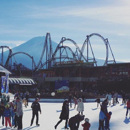 Fuji Q Highland 🎢