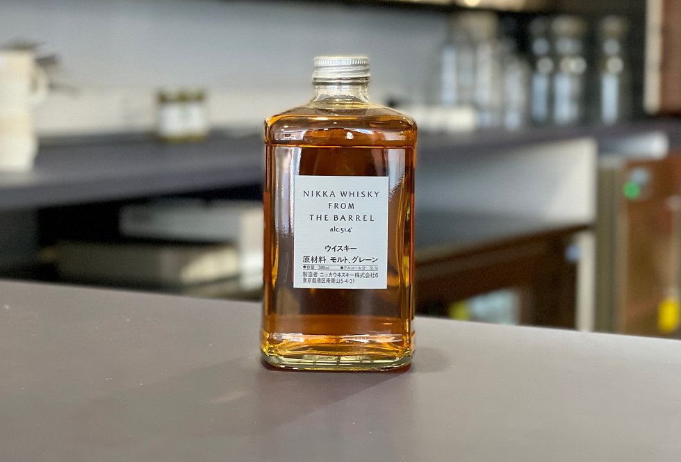 Nikka from the barrel 50cl - 51,4%