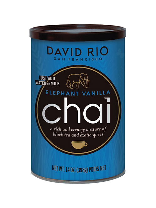 CHAI VANILLA - David Rio