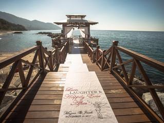 Megan & Jacobs Vibrant Disney Styled Wedding in Puerto Vallarta, Mexico