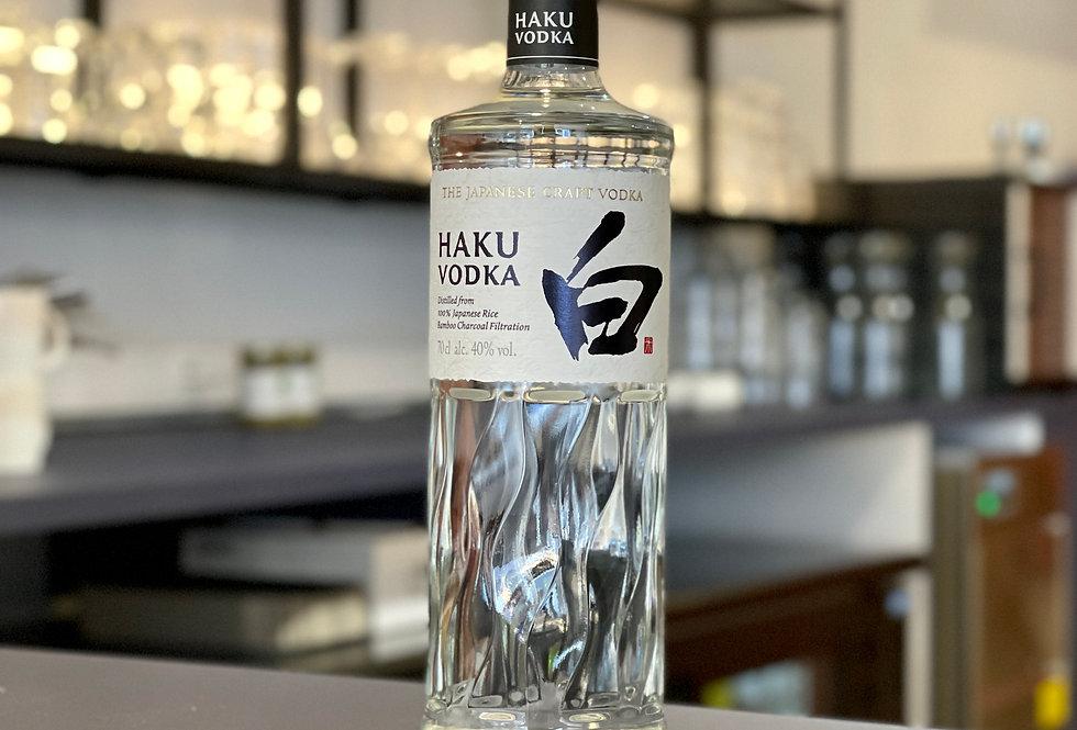 Haku vodka 70cl - 40%