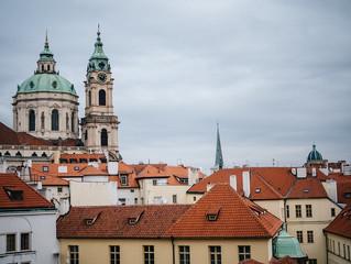 Our Trip Exploring Prague |   Part. 1