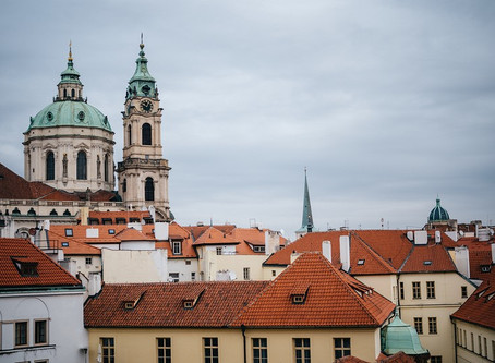 Our Trip Exploring Prague |   Part. 1