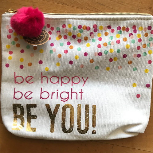 Bright Makeup Bag - 2 Styles