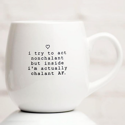 Nonchalant Mug