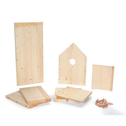 Bird House Making Kit