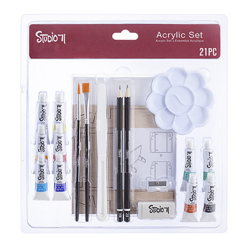 21 pcs Art Set