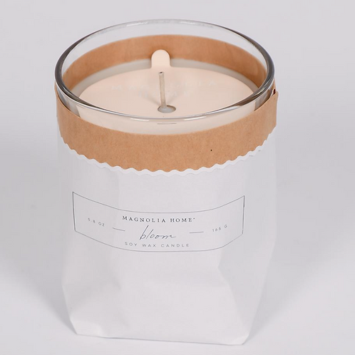 Magnolia Home Bagged Candle - Bloom