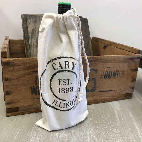 Cary Wine Tote