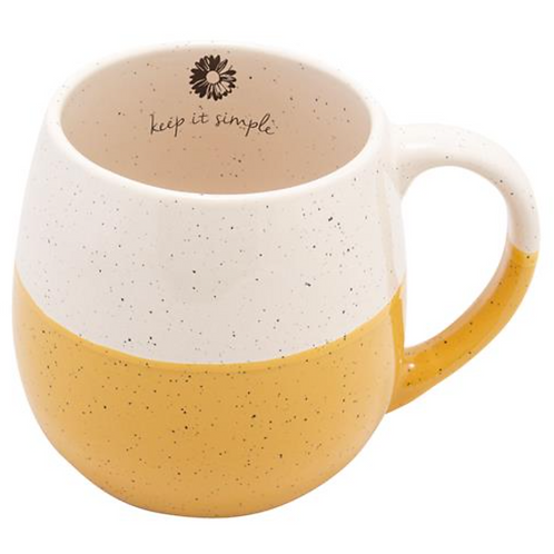 Speckled Mug -  Daisy