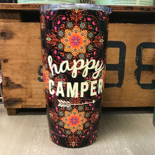 Happy Camper Tumbler