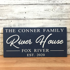 12x24  River House
