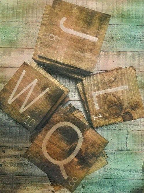 Scrabble Tiles 3/14/20 12pm