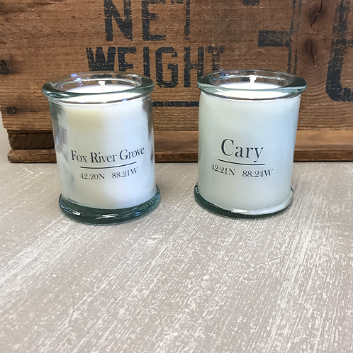4oz. Town Coordinate Candle