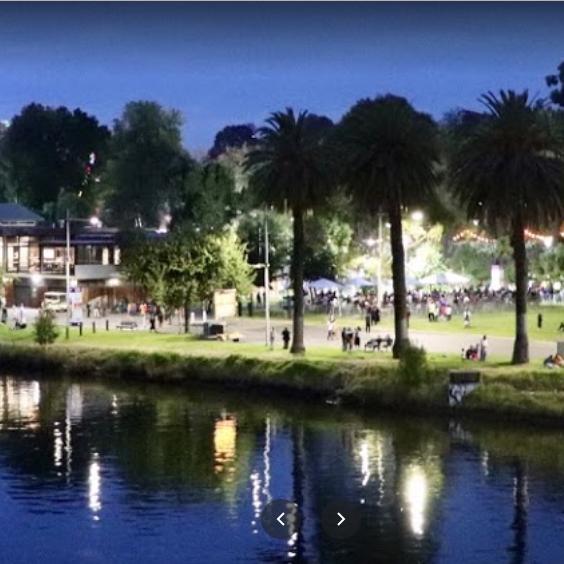Alexandra Gardens - Melbourne CBD - Oct 31 2021