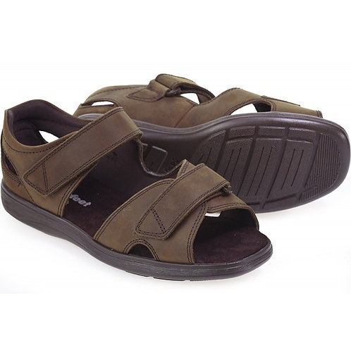 Bingley Mens Cosyfeet sandaals