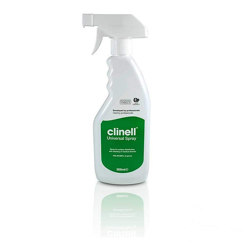 Clinell Hard Surface Sanitising Spray