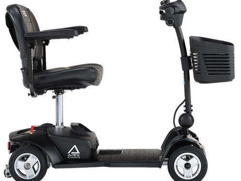 Pride Alumalite mobility Scooter LIGHTWEIGHT