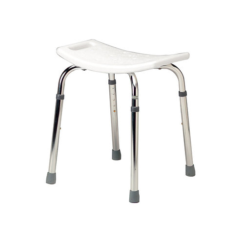 Deluxe Dual Mobile Shower stool