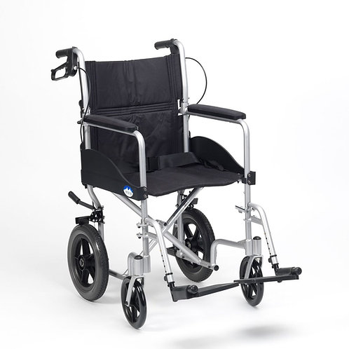 "Expedition Plus transit wheelchair 20"" Wide seat"
