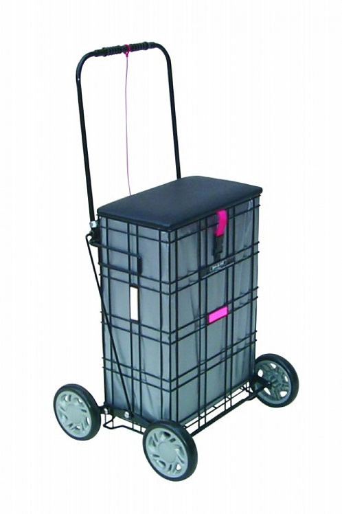 The Liberator Shop A Seat Shopping Trolley Mobility