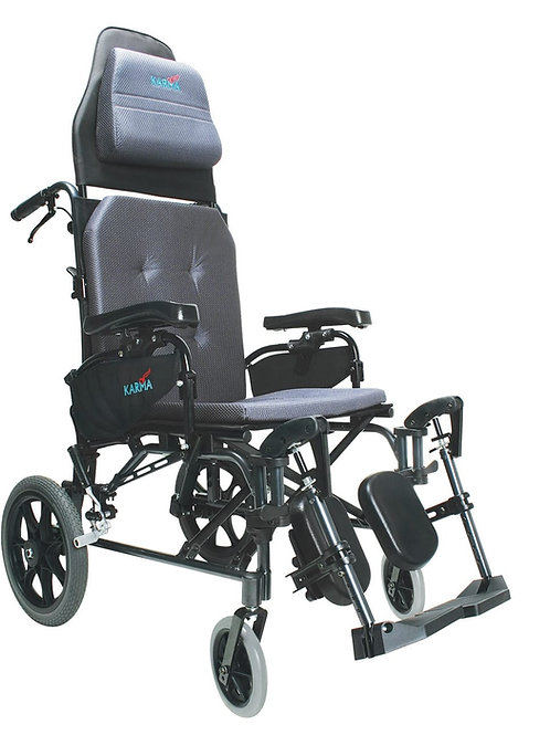 MVP 502 Recline/Tilt space wheelchair
