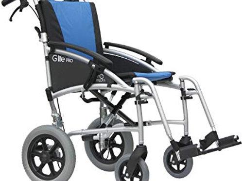 "Excel G-Logic 18"" Transit Wheelchair"