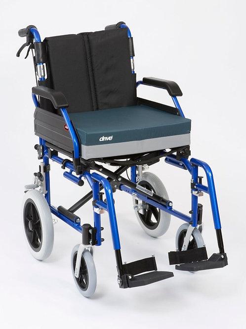 """Wheelchair Gel seat cushion (2""""/3""""/4"""")"""