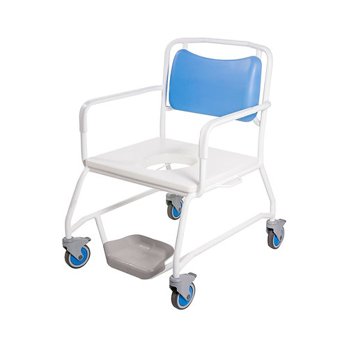 Bariatric Romachair Hospital commode
