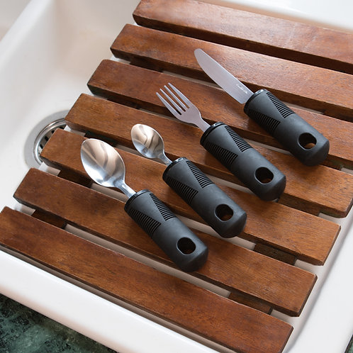 Comfort Grip cutlery set