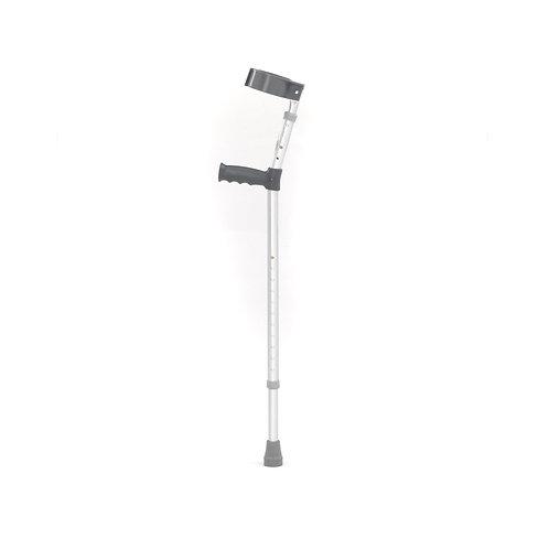Double Adjustable Elbow Crutches