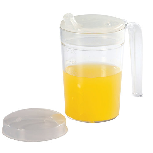 Polycarbonate Mug with lids