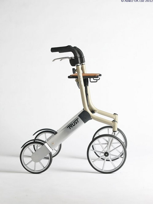 Let's Go Out Rollator - Mobility Aid Walking Frame Walker