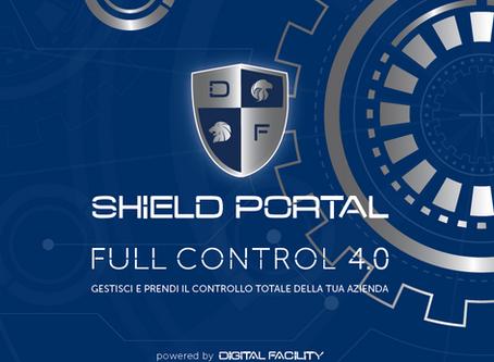 SHIELD PORTAL | SICUREZZA, CONTROLLO E GESTIONE TOTALE