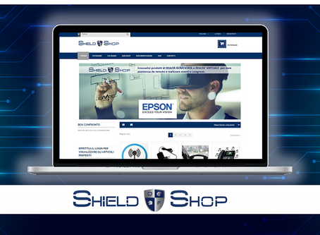 FINALMENTE ONLINE SHIELD SHOP, L'E-COMMERCE CHE LE AZIENDE ASPETTAVANO