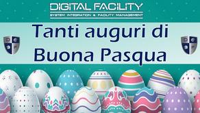DIGITAL FACILITY AUGURA BUONA PASQUA