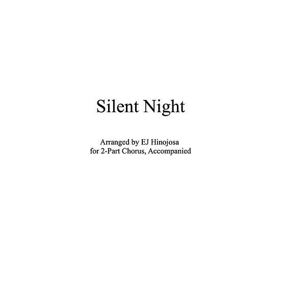 Silent Night 2-Part