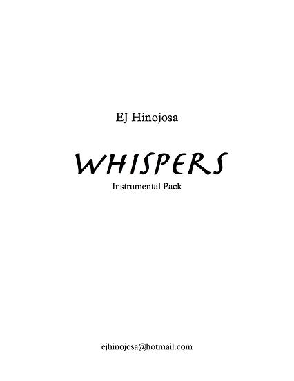 Whispers Instrumental Pk