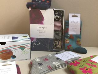 Spotlight on:  Thought Socks.