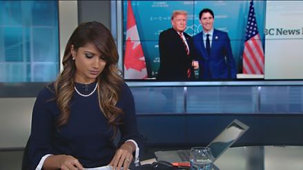 Trump, Trudeau & the G7 Summit