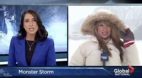 Snowzilla Strikes the U.S.