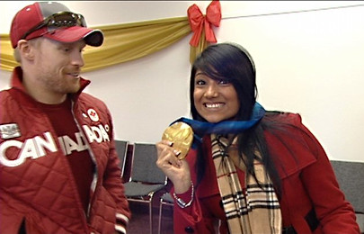 Reporting from the Vancouver 2010 Olympics