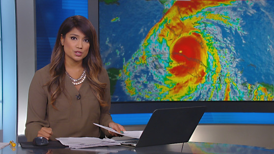 A Historic Month of Deadly Hurricanes